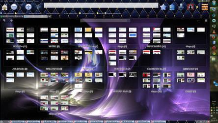 My desktop 08 by gaweland