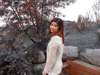 Model-Melissa Cheng