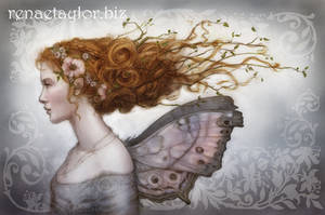 mother of pearl faerie