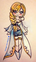 Celestial Keeper - Point Auction [CLOSED] by Orange-Lily-Adopts