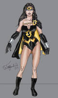 Superwoman redesign