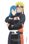 CM: Naruto and Harumi