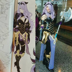 Camilla (side by side)