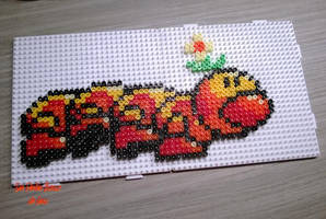 Wiggler - Mario's world by barteletjess