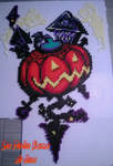 Halloween Town from Kingdom Hearts Chain Memories