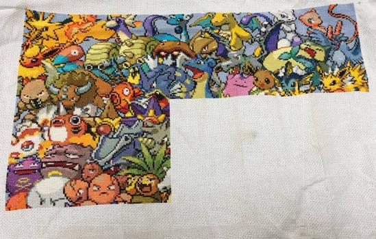 WIP 6 - EPIC pokemon generation I