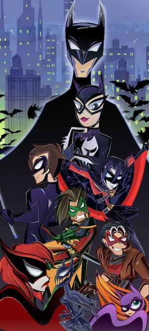Batfamily (DC Super Hero Girls 2019)