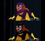 Batgirl Dcshg 2019 and Bruce Timm