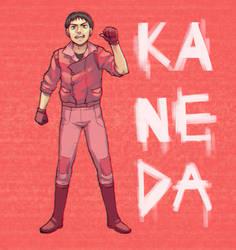 Kaneda by nonocuts