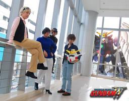 Gundam Wing: Endless Waltz by nekomiKasai
