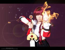 MKR: Dance of the Flames by nekomiKasai