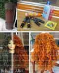 WIP: Merida wig