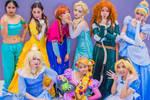 DISNEY: Wacky Princesses