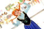 FROZEN: Princess of Arenderp