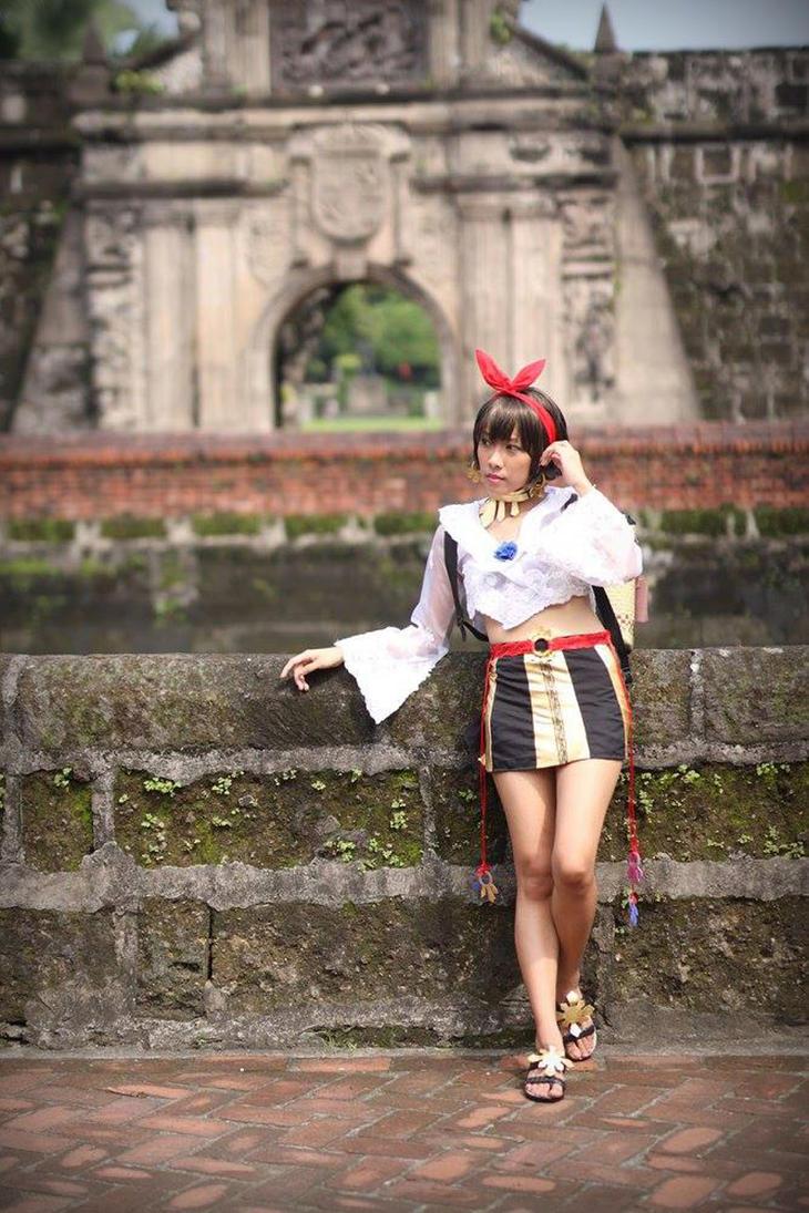 TEKKEN: My past is history by nekomiKasai