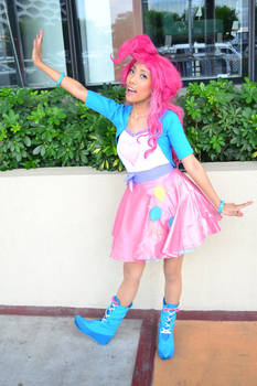 EG: Hi I'm Pinkie Pie!