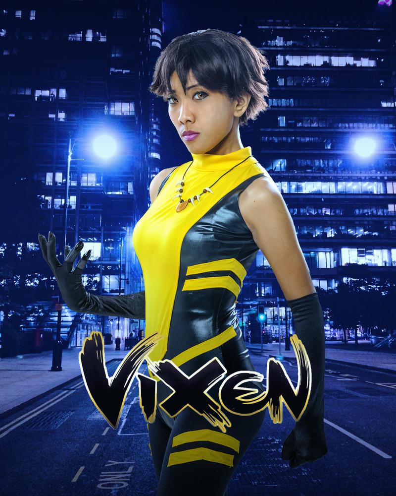 CW Vixen by nekomiKasai