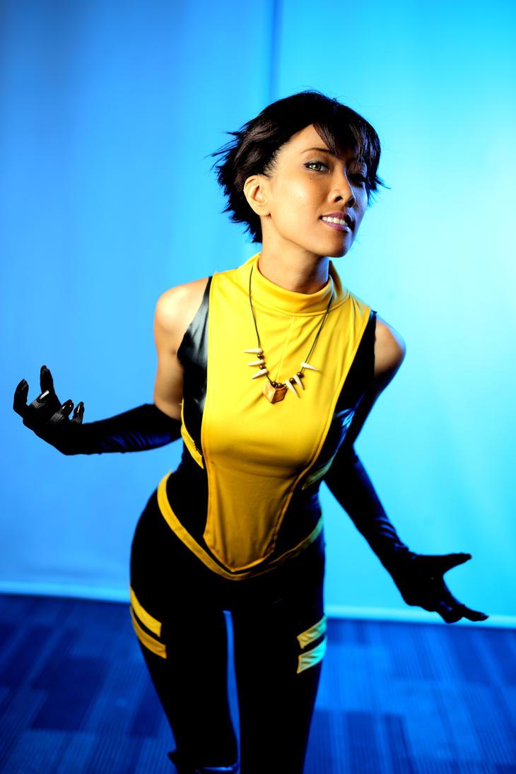 CW Vixen: Fierce by nekomiKasai
