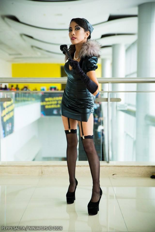 DCBS: Catwoman II by nekomiKasai