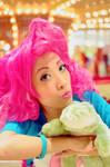 EG: Pinkie and Gummy