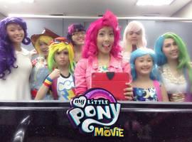 My Little Pony squad