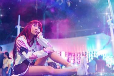 Space Princess by nekomiKasai