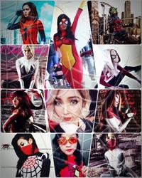 Women of Spider-man