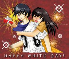 White day Darren by nekomiKasai