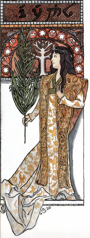 Tar-Vanimelde as Erendis