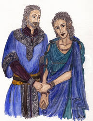 Lord and Lady of Andunie