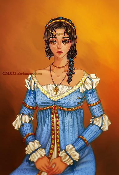 [ACD] Francesca's Portrait by CIAE13