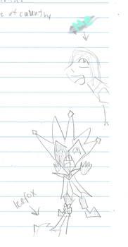 Crack Drawing of Maraness