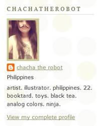 chachatherobot