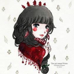 That girl named Winter