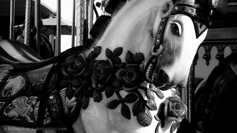 Ride With Roses by BowsNBears