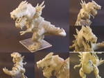 Pokemon Sculpt (Tyrantrum)