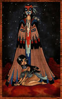 Chemuck and the Shaman by TracyLeeQuinn