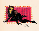 Julie Newmar Commission