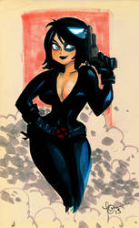 Domino from Boston Comiccon