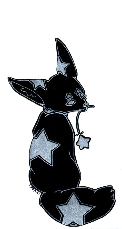 starlight, star bright ... by shishimai