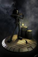 One Piece - Dead Bones Brook by OP-sama