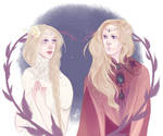 Galadriel and Finrod