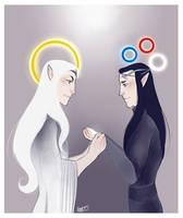 Rings of Power by Egobarri