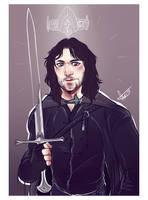 Aragorn by Egobarri