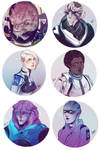 ME: Andromeda teammates
