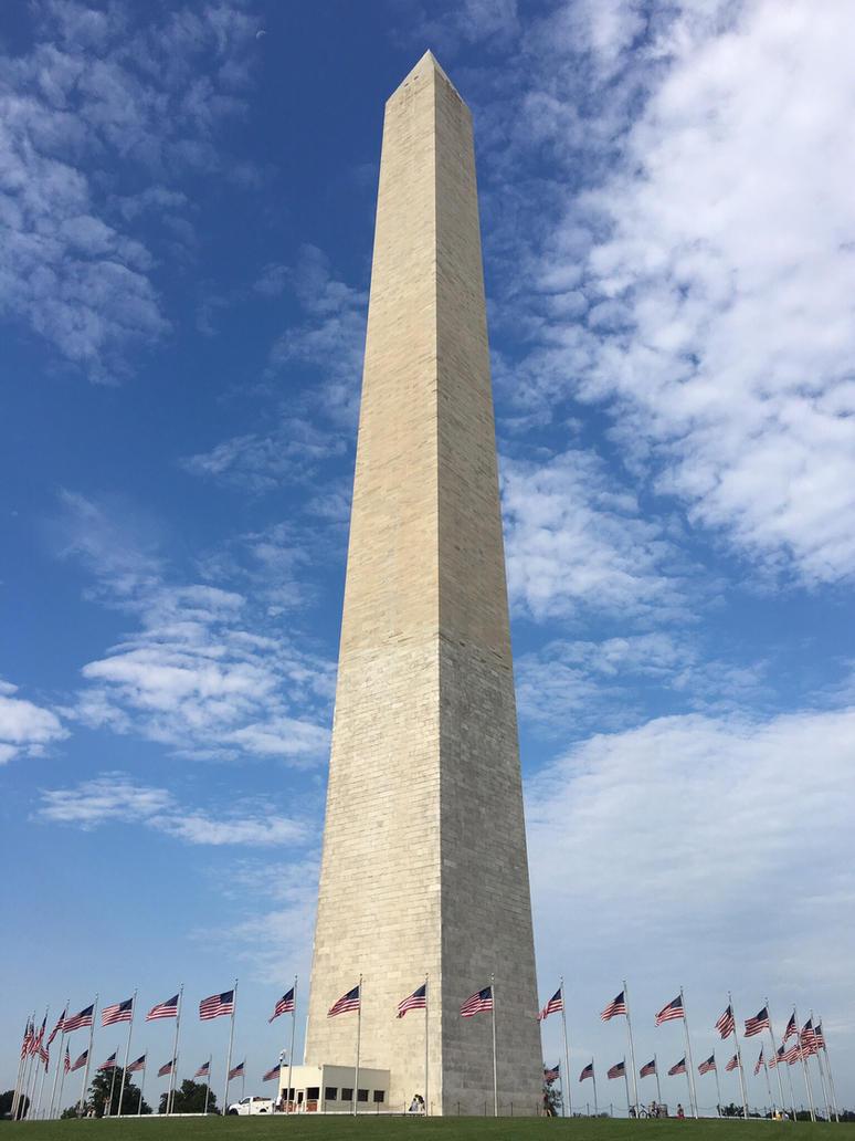 The Washington Monument  by adventuresoftoad
