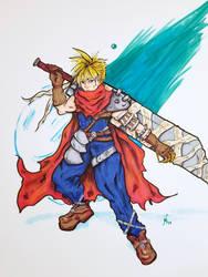 Redraw: Kingdom Hearts Cloud