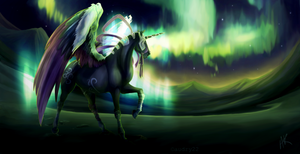 Painter of the skies by audry22