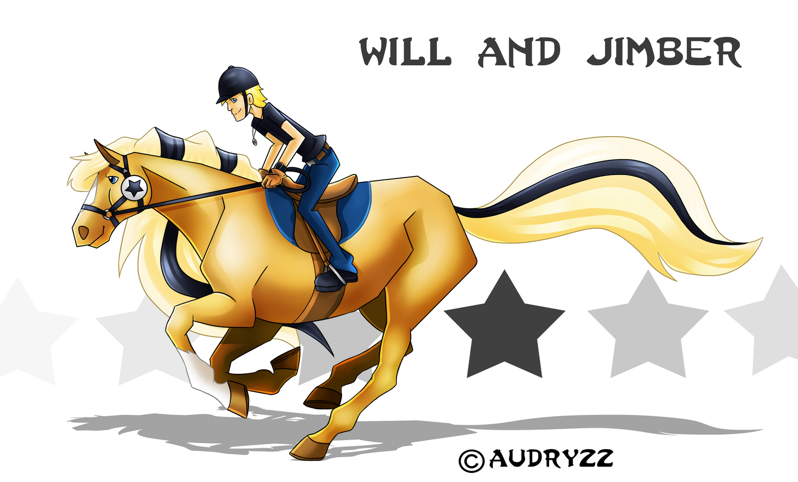 will and jimber by audry22 on deviantart