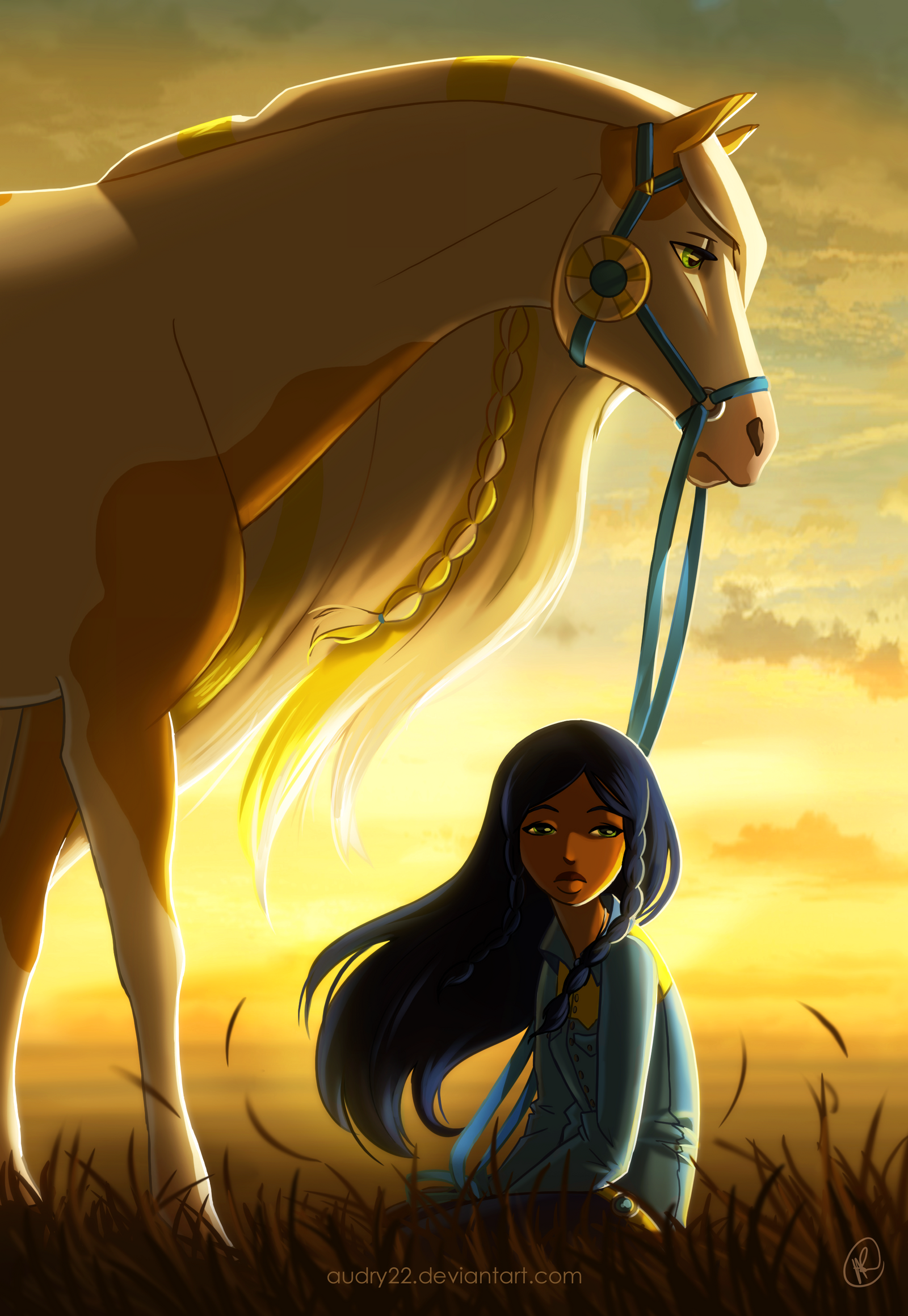 horseland by audry22 on deviantart